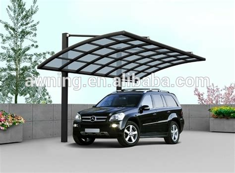Metal Car Canopy Aluminum Carport Tent Outdoor Garden Used Carport