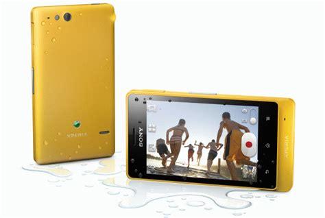 Handphone Sony Tahan Air mau beli hp tahan air ini yang wajib anda ketahui