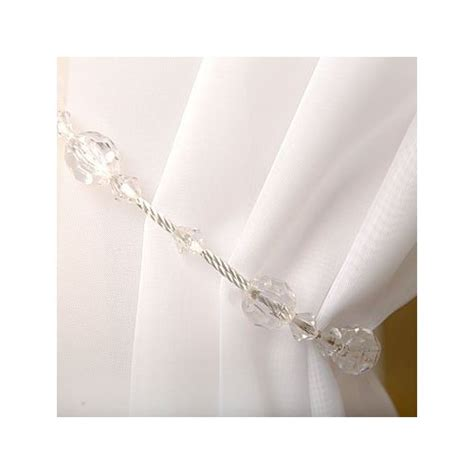 crystal curtain tie backs sale gem crystal beaded curtain rope tie backs tiebacks