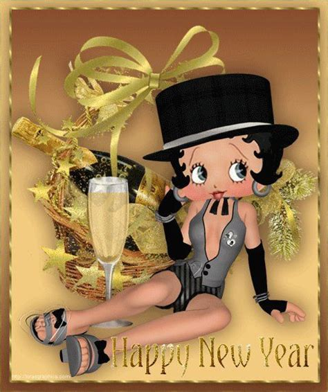 betty boop new year betty boop new year pictures photos and images for