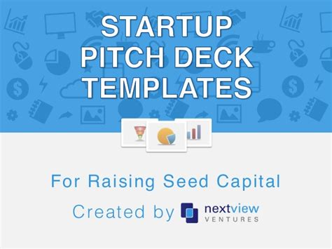 Pitch Deck Templates For Startups Startup Pitch Deck Template