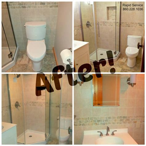 how to make my bathroom look nice rapid service llc columbia ct 06237 860 228 1036