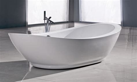 free standing jetted bathtub freestanding whirlpool tub freestanding acrylic slipper