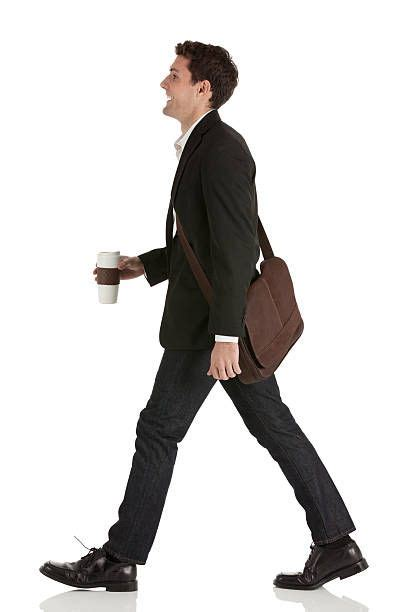 5 people walking photoshop images people walking out businessman walking with a disposable cup stock photo