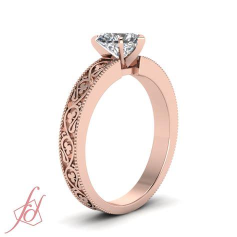 1 2 carat shape solitaire engagement ring