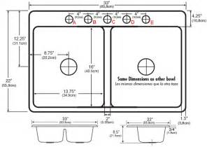 kitchen sink faucet hole size kitchen sink dimensions kitchen design