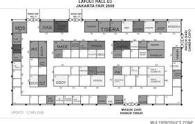 layout ruang pameran layout pameran denah pameran 081288987381 02151428773