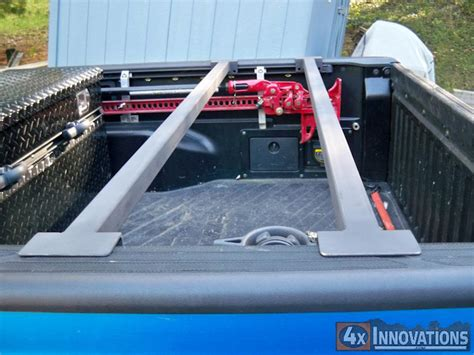 truck bed cross bars 2005 2015 tacoma flush bed cross bar