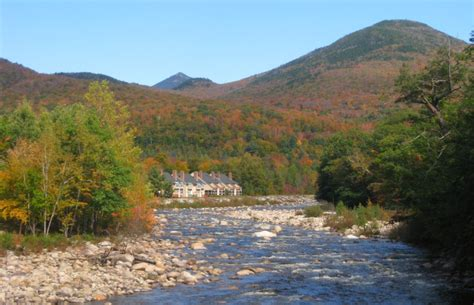 town of lincoln nh white mountain nh foliage and condos for sale on the river