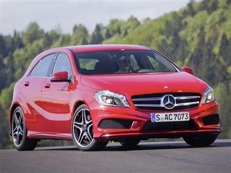 Übersicht: Neue Mercedes A Klasse: Preise automativ.de
