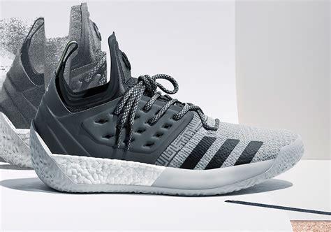 Adidas Harden Vol 2 | adidas harden vol 2 march 2018 release info sneakernews com
