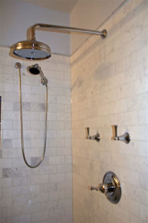 how to install a shower head in a bathtub install rain shower head home diy projects pinterest