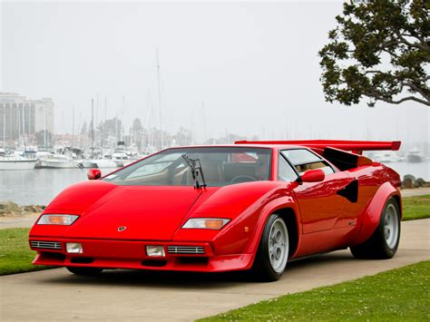 Classic Lamborghini Models Lamborghini Expands Its Polo Storico Classic Car Department