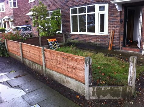 Front Garden Fencing Ideas The House With The Blue Fence Well I Guess This Is Growing Up