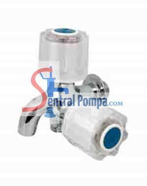 Kran Air Honda kran f10c two way sink tap sentral pompa