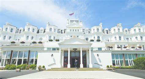 grand hotel eastbourne grand hotel eastbourne in south east england and eastbourne luxury hotel breaks in the uk