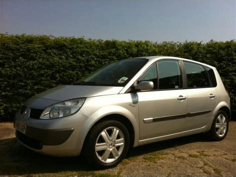 used renault scenic 2005 manual petrol 1 6 vvt dynamique 5