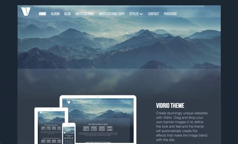 New Rapidweaver Themes | rapidweaver blog news by 1ld stack theme releases