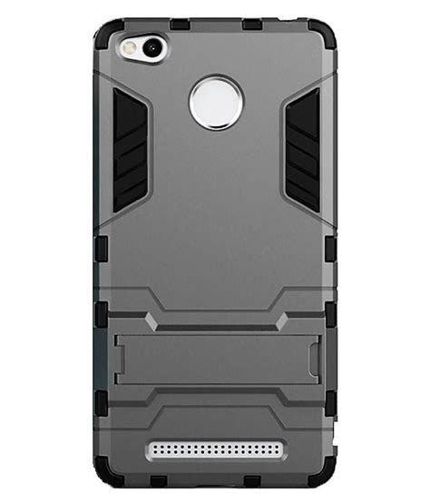 3s mobile mobile mart shockproof back cover with stand for redmi 3s