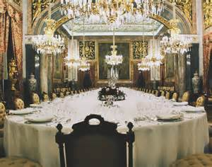 Royal Dining Room by The Royal Palace Of Madrid Isa Study Abroad Student Blog