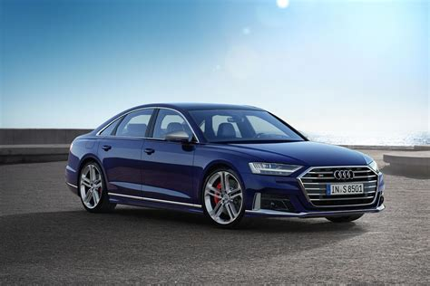 audi  promises   hp mild hybrid powertrain