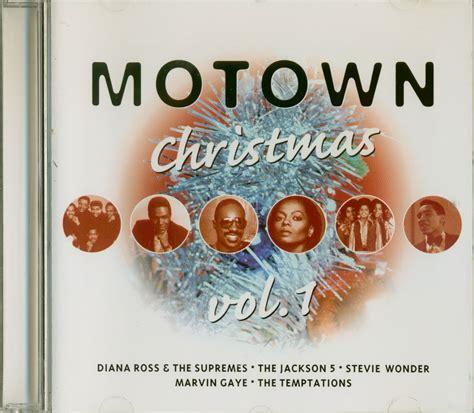 various cd motown christmas vol 1 cd bear family records