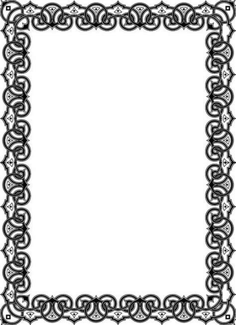 frame design in corel draw 26 best download file desain frame border berformat vector