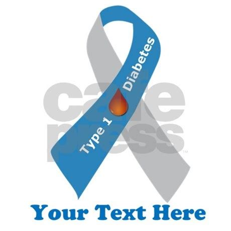 pics for gt diabetes ribbon color