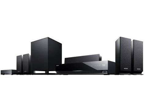 sony bdv e770w 1000 w 5 1 home theater system dts hd dts