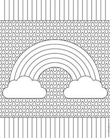 pattern coloring pages don t eat the paste rainbow coloring page