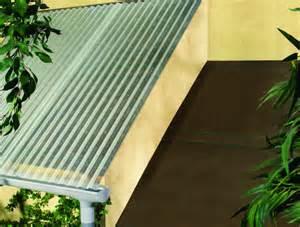 installation thermique toiture en pvc transparent tubing