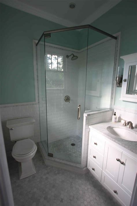 94 small master bathroom with shower only home spaces