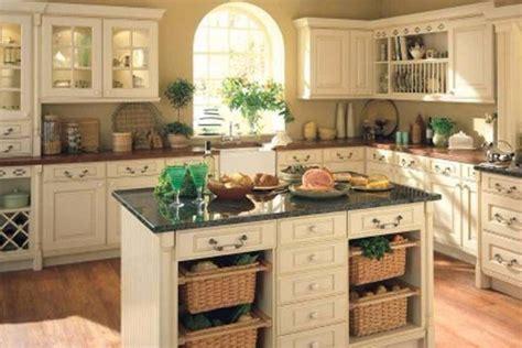 come arredare la cucina arredare una cucina in stile shabby chic