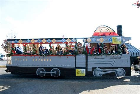 polar express float ideas 13 best images about parade on polar express cotton and book nooks