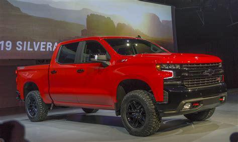 2020 Chevrolet Suburban Detroit Auto Show by 2018 Detroit Auto Show 2019 Chevrolet Silverado 187 Autonxt