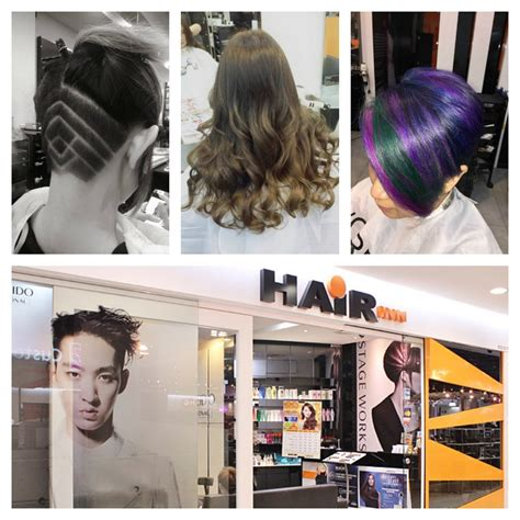 top rated hair salon in sibgapore best rated hair manicure facial salons in tines