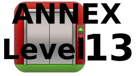 100 Floors Level 13 Annex by 100 Floors Annex Level 13 Walkthrough