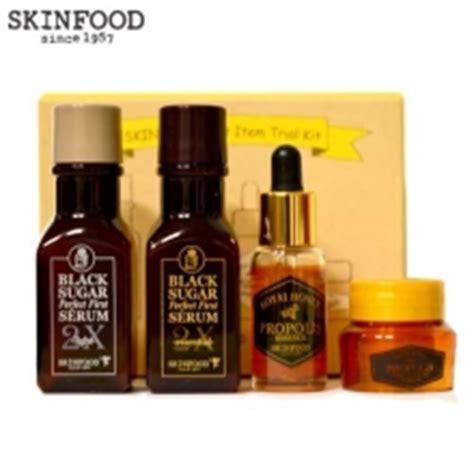 Skinfood Yuja Water 10ml box korea mini skinfood yuja water 10ml