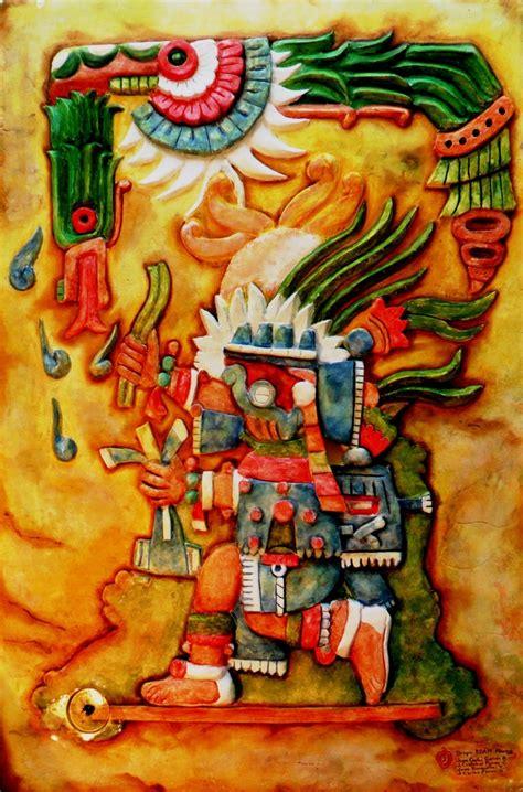 imagenes mitologicas de la cultura mexica las 25 mejores ideas sobre imagenes de dioses aztecas en