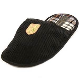 mens corduroy house slippers shoes
