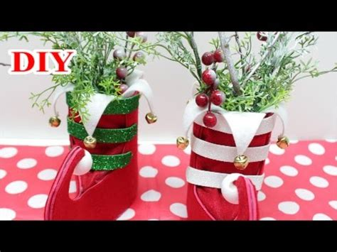 diy water bottle chrismast craft picture diy crafts decorations ornaments ideas or gift with felt foam and plastic bottles