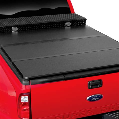 tri fold bed cover extang 174 84465 solid fold 2 0 tool box tri fold tonneau