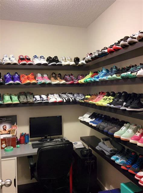 shoe room 1000 images about s shoe room on walk in closet it is and jordans