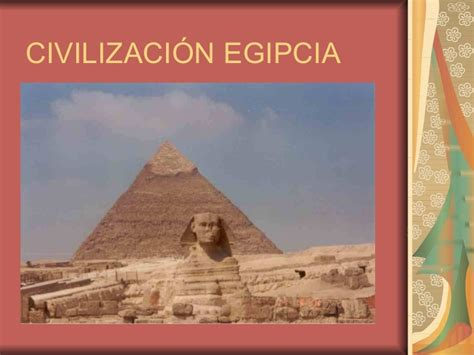 imagenes sobre egipto civilizaci 243 n egipcia milenio
