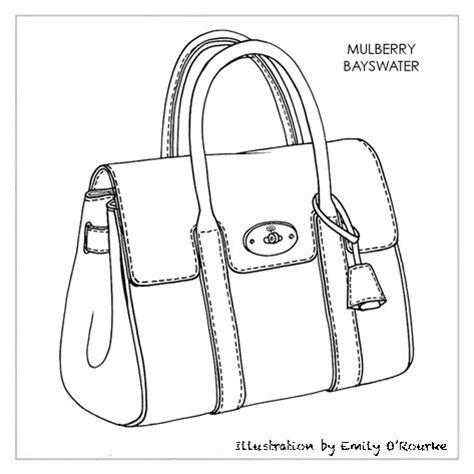 Sketches Bags sketch drawing designer handbags and sketches on