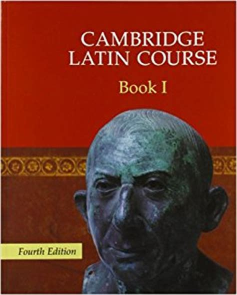 amazon com cambridge latin course book 1 8601404213144 cambridge classics project books