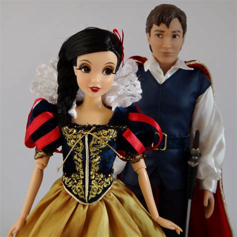 design doll serial number snow white and the prince limited edition doll set dis