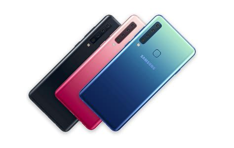 samsung galaxy a9 the world s phone with rear newsshooter