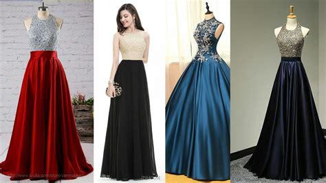 dress design and cutting umbrella cut long frock long gown evening dress prom