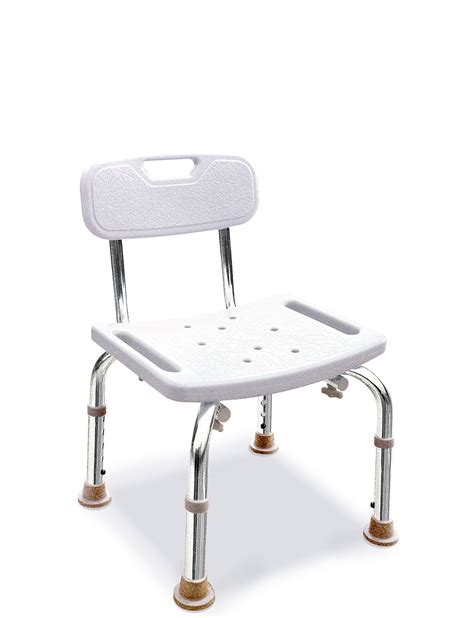 Bathroom Shower Seats Aluminium Bath Shower Seat With Back Home Bathroom
